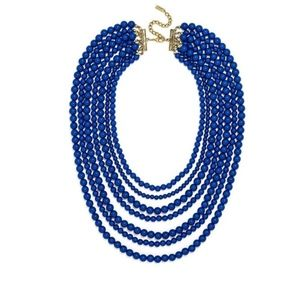 Baublebar Multi-Strand Beaded Statement Necklace